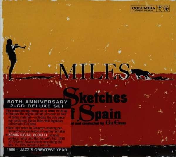 Davis Miles - Sketches Of Spain Nuevo CD