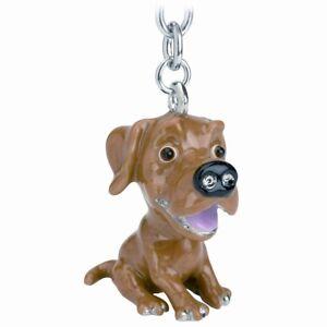 Little-Paws-3729-LPKR-YLAB-Key-Ring-Yellow-Labrador-Dog