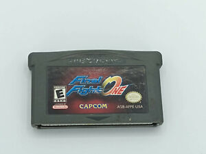 Final Fight One GameBoy Advance GBA Game Tested Free Shipping