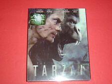 The Legend Of Tarzan 2D/3D Manta Global 004 Blu-Ray Lenticular Steelbook 153/500