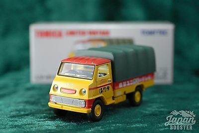 [TOMICA LIMITED VINTAGE LV-41d 1/64] TOYOACE TOSHIBA (Yellow/Orange)