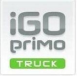 Mappa di navigazione iGo Primo EUROPA Truck nv957