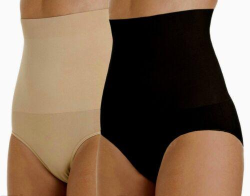 WOMENS LADIES BRIEF SEAMLESS TUMMY CONTROL BODY SHAPE SLIMMING SUPPORT UNDERWEAR