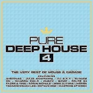 Pure Deep House 4 von Various Artists (2016) - Hamburg, Deutschland - Pure Deep House 4 von Various Artists (2016) - Hamburg, Deutschland