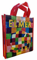 Elmer the Stripy Colour Elephant Collection David Mckee 10 Books Gift Bag set