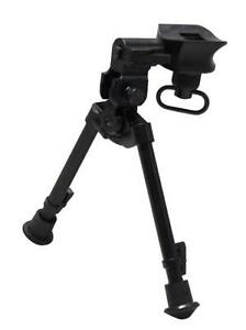 9-12-034-Steel-Tactical-Bipod-Pan-Tilt-Rifle-Hunting-Mount-Spring-Gun-Hunt-Shooting
