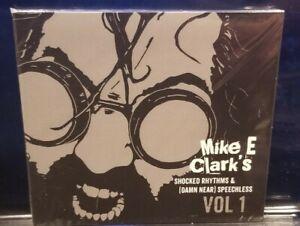 Mike E. Clark - Shocked Rhymes & Speechless  1 CD SEALED MEC insane clown posse