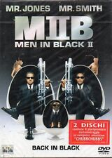 MIB MEN IN BLACK II - 2 DVD (NUOVO SIGILLATO) SLIPCASE