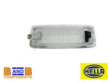 VW T2 T25 TRANSPORTER CAMPER INTERNI LUCE LAMPADA HELLA OEM 823947105B A563