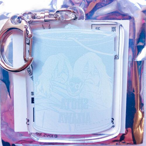 Mon héros Academia Acrylique Porte-clés bunbougu collaboration CAFE Limited objets