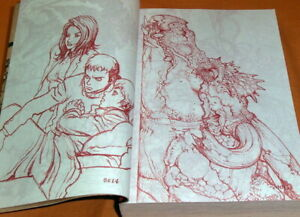 Katsuya Terada Scribbling book graffiti art rough image japan japanese #0693