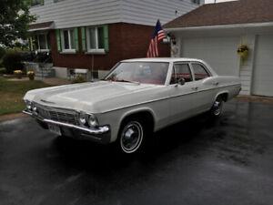 1965 Chevrolet Bel Air Sedan