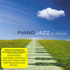Piano Jazz en ballade (2 CD)
