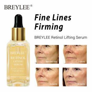 Sérum à la vitamine C Huile pour le visage anti-âge & Acide hyaluronique Retinol