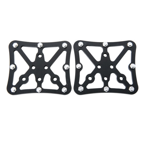 Bicycle Pedal Adapter Platform Cycling Aluminum Alloy Clipless for SPD