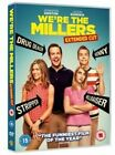 We're The MILLERS Extended Cut 5051892140539 DVD Region 2 &h