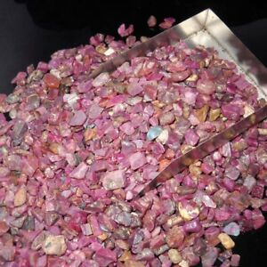 160-CTS-AAA-RAW-SPECIMEN-NATURAL-RUBY-ROUGH-100-GENUINE-WHOLESALE-GEMSTONE-LOT