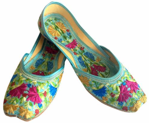 6 To Etats-Unis 10 Mesdames majori Punjabi Jutti Ballerines Khussa Shoes Juti DD225