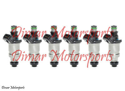 505cc 48lb High Flow Performance Upgrade Low-Impedance Fuel Injector Set