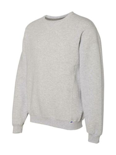 Men/'s Crew Size S-4XL Russell Athletic Dri-Power Fleece Crewneck Sweatshirt