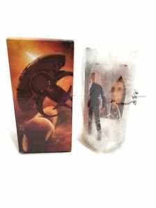 Star-Trek-Collectible-Drinking-Glass-Cup-Spock-Vulcan-Zachary-Quinto-Burger-King