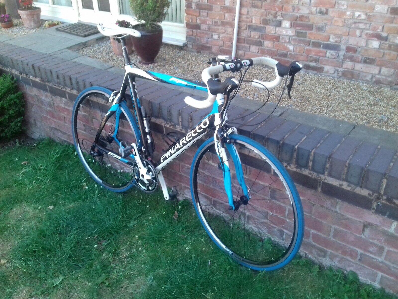 Pinarello FP2 Carbon Fibre Road Bike 56cm