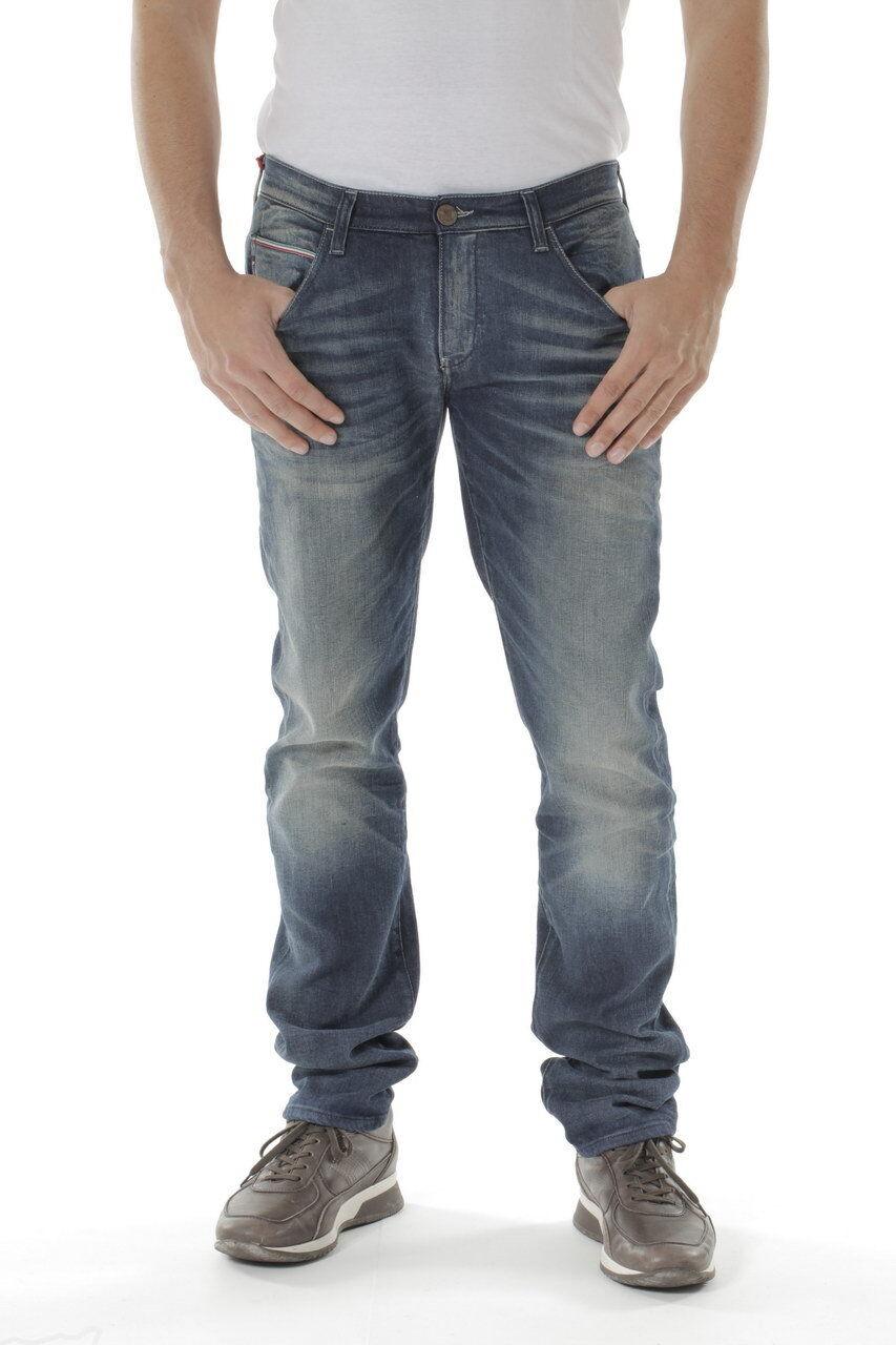 Jeans Armani Jeans AJ SLIM FIT Cotone men Denim S6J102K 15