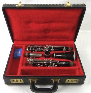 Vintage Renolds Medalist Clarinet In Hard Case Lot 2092 - Glendale, Arizona, United States - Vintage Renolds Medalist Clarinet In Hard Case Lot 2092 - Glendale, Arizona, United States