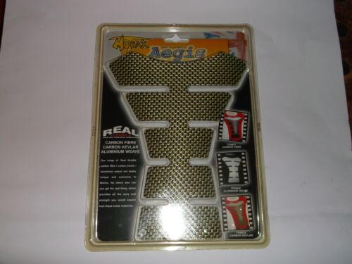 Aegis Motorcycle Motorbike Spine Tank Protector Real Carbon Kevlar TP08CK T