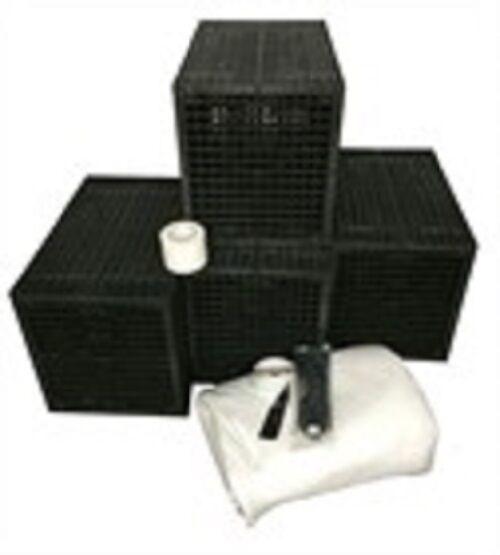 Soakaway Crate(s) Builder/DIY Pack - Four Crates Tough