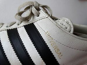 Details about Vintage Adidas Universal Sneakers Turnschuhe Trainers Gr 42 80er West Germany