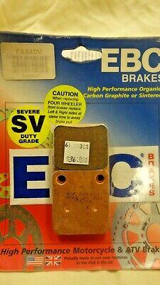 EBC FA702SV SV Series Severe Duty Disc Brake Pads