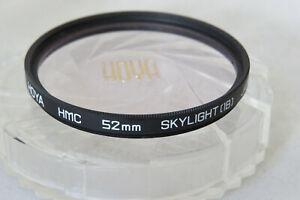Hoya 52mm HMC Skylight 1B Filter - Lovely Quality Older version