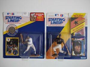 STARTING LINEUP 1991 1992 Bo Jackson Royals White Sox MLB Baseball SLU figures