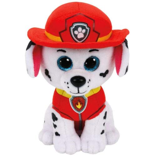 TY Paw Patrol Marshall Feuerwehr Hund Dog Plüsch Kuschneltier Stofftier Plush