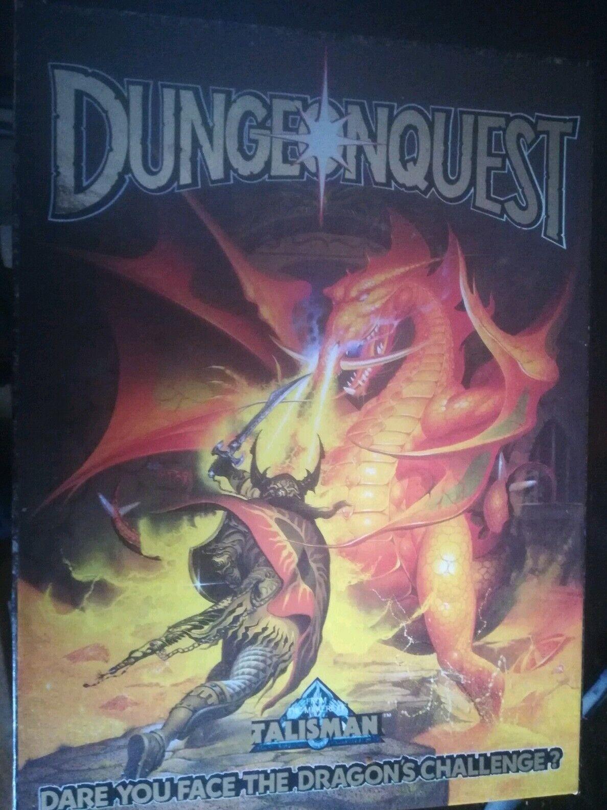 Dungeonquest   Dungeon Dungeon Dungeon Quest   GW   Games Workshop   Rar    Talisman Designer e64418