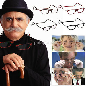Front-Connect-Magnetic-Adjustable-Reading-Glasses-Anti-fatigue-Hanging-Reader