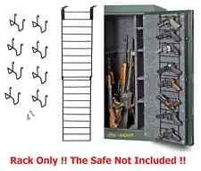 Rack'Em The Maximizer 8 Pistol Rack Narrow Full Door Gun Safe ...