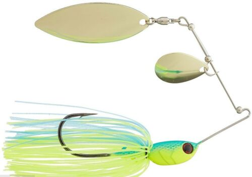 Choose Size and Color Dobyns D-Blade Advantage Series Spinnerbaits