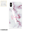 PERSONALISED-BIG-INITIALS-PHONE-CASE-MARBLE-HARD-COVER-APPLE-IPHONE-7-8-PLUS-XS thumbnail 11