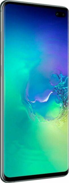 Sasmung Galaxy S10+ Plus  SM-G975 - 128GB - Prism Green (Dual-SIM)(Ohne Simlock)