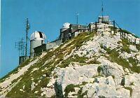 Alte Postkarte - Wendelsteingipfel mit Observatorium