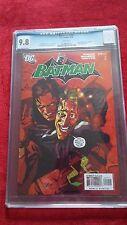 BATMAN #649 CGC 9.8 / WINICK / JASON TODD / JOKER / DC COMICS 2006