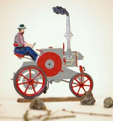 perfezionare Babette Schweizer Geruomo Zinncifran Pewter - Lanz Traktor Traktor Traktor 1924  disegni esclusivi