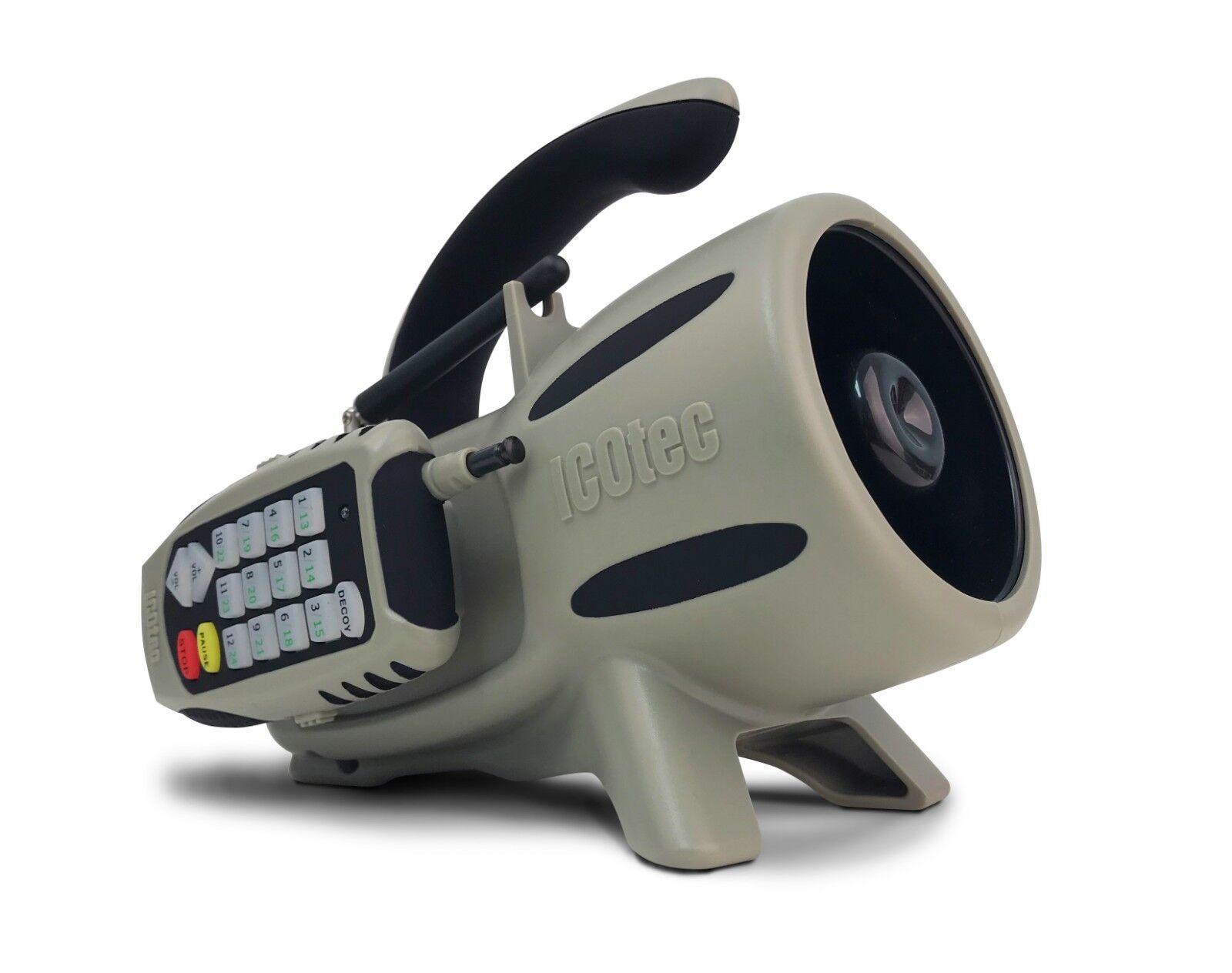 Mejor Fox llamada icotec GEN2 GC350 Programable Fox Deprojoador Llamador