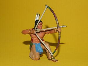 29) Schleich Wild West Sioux Indianer Bogenschütze 70205