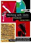 Working with Texts: A Core Book for Language Analysis by Keith Sanger, Danuta Reah, Maggie Bowring, Angela Goddard, Ronald Carter (Paperback, 1997)
