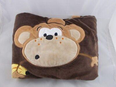 """Koala Baby Monkey Around Blanket 30"""" x 40""""   eBay"""