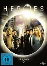HEROES SEASON 2 - 4 DVD NEUWARE HAYDEN PANETTIERE,MILO VENTIMIGLIA,MASI OKA