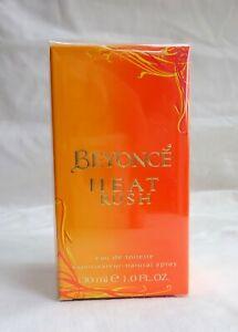 Detalles de Nuevo Beyonce 'Heat Rush Perfume Eau De Toilette 30 ml Spray Natural ver título original